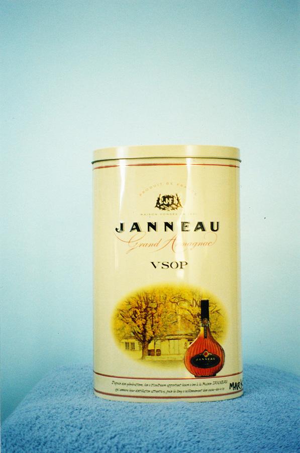 Janneau Armagnac Presentation Container
