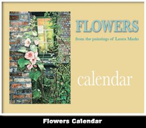 Flowers Calendar Series
