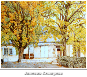 Janneau Armagnac