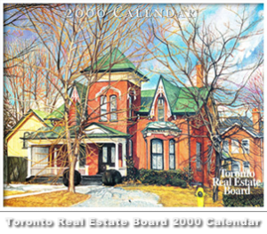 Toronto Real Estate Board Calendar 2000