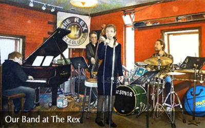 Band at the Rex