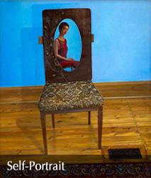 Self-portrait, 2002