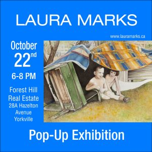 Pop-Up Exhibition October 22, 2016