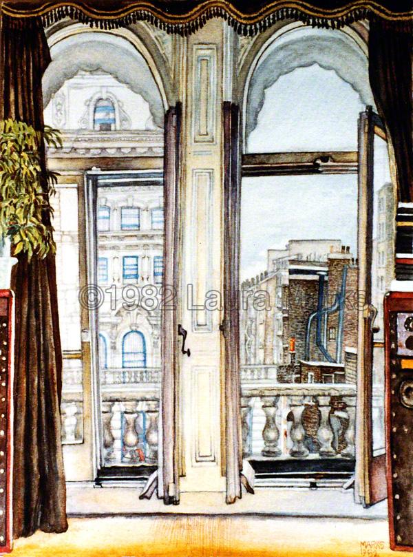 Queensgate Terrace Interior