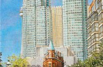 Gooderham and Worts Flatiron Building