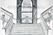 Stairway, Hampstead Town Hall